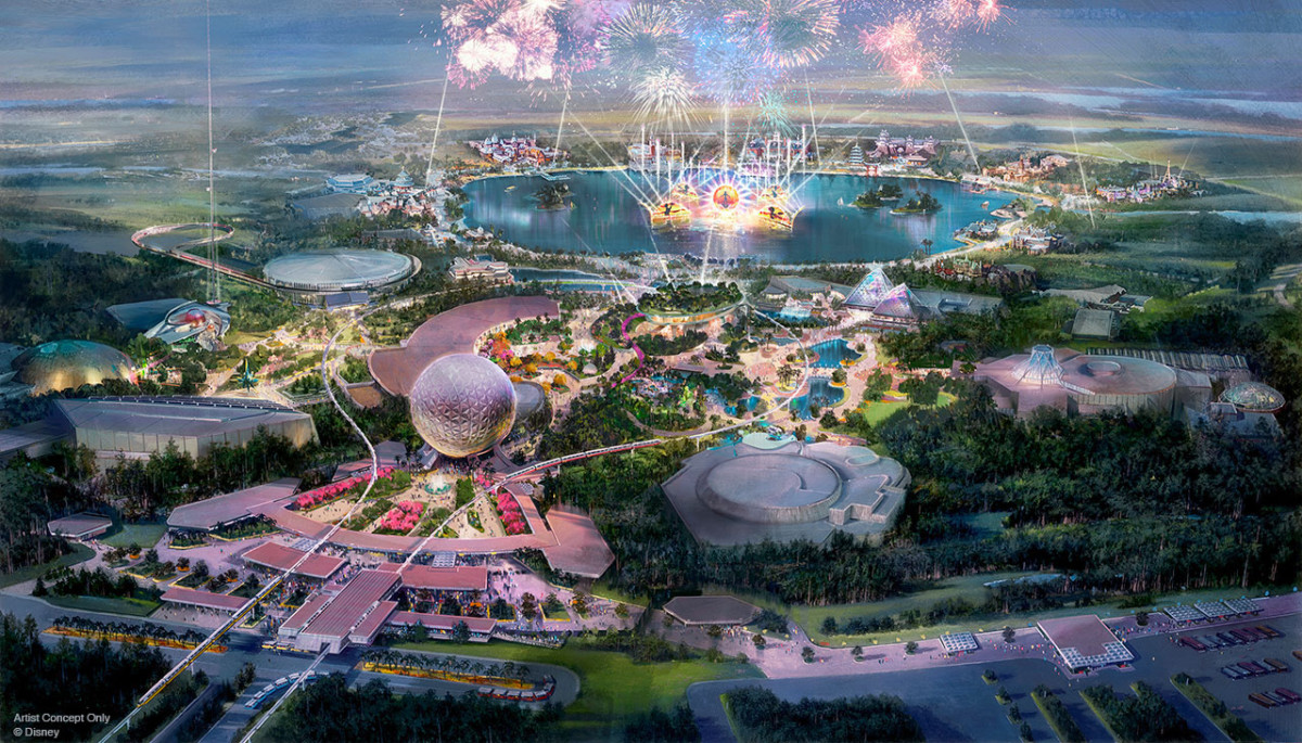 New Details Revealed for the Historic Transformation of Epcot Underway at Walt Disney World Resort 1