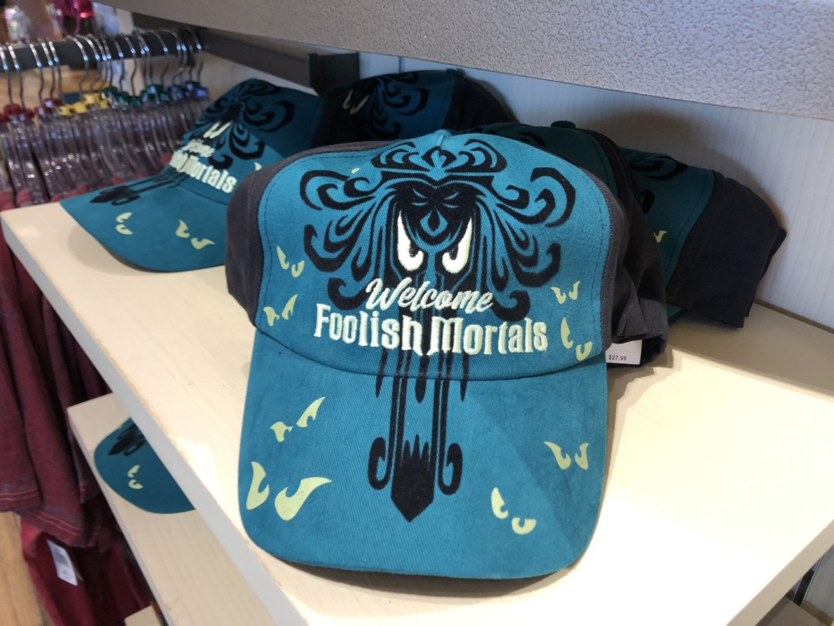 New Haunted Mansion Merch Available at Disney Springs 3