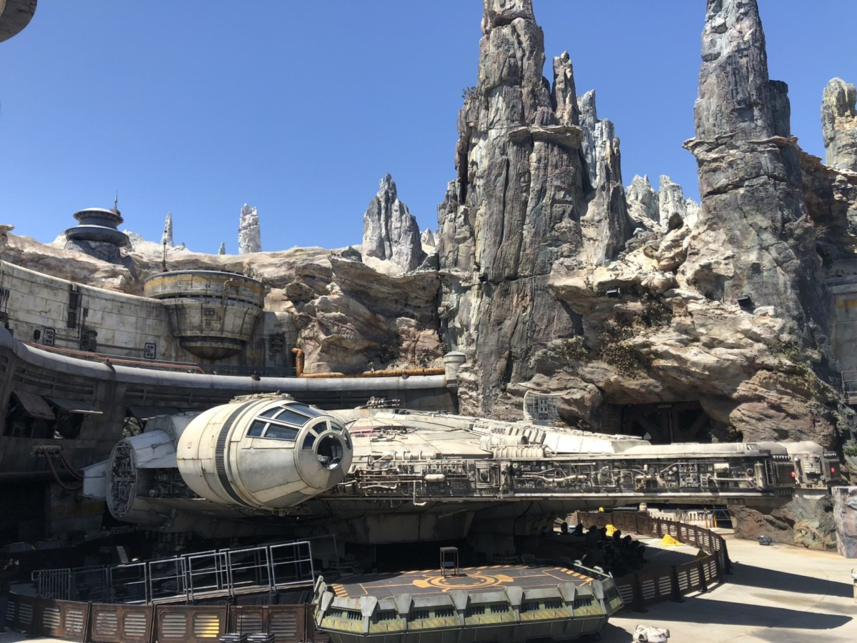 Star Wars: Galaxy's Edge Makes Highly Anticipated Debut at Disney's Hollywood Studios on Aug. 29, 2019, at Walt Disney World Resort 2