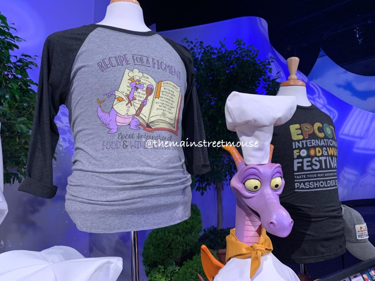 See the NEW Merchandise for the 2019 Epcot International Food and Wine Festival! #tasteepcot 8