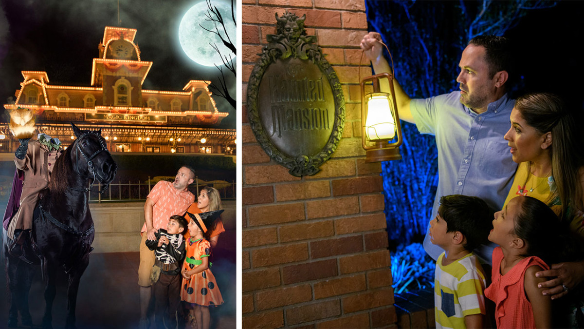 Don't Go Batty Trying to Find Photo Opportunities During Mickey's Not-So-Scary Halloween Party: Your Guide is Here 3