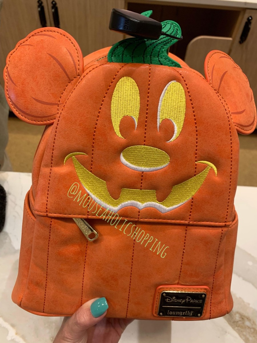 New Halloween Backpacks at Disney Parks! 13