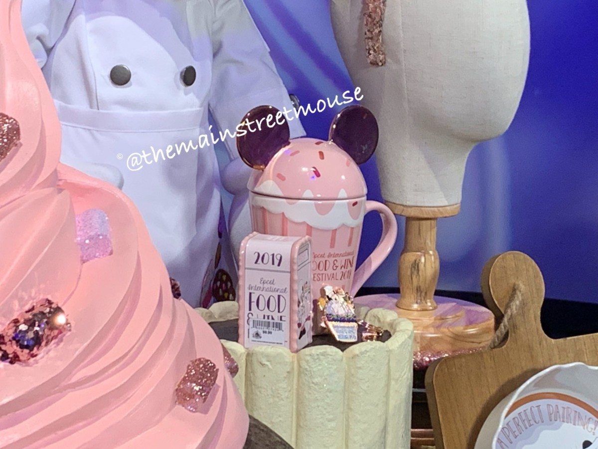 See the NEW Merchandise for the 2019 Epcot International Food and Wine Festival! #tasteepcot 5