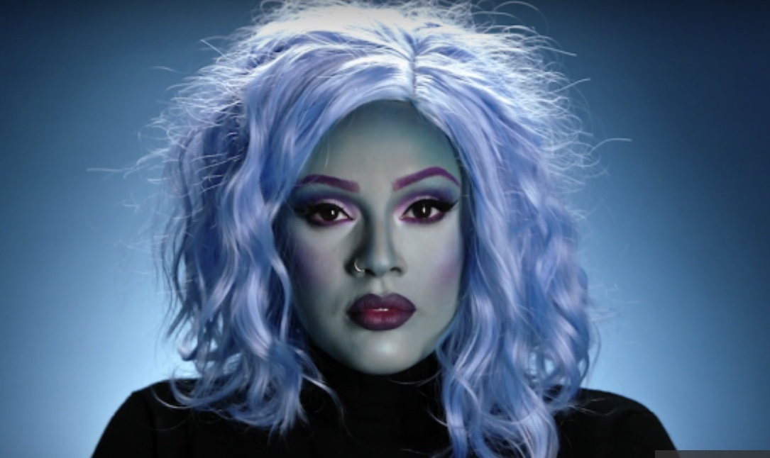 Let's Boo This! Kick Off Halloween With This Madame Leota-Inspired Tutorial 7