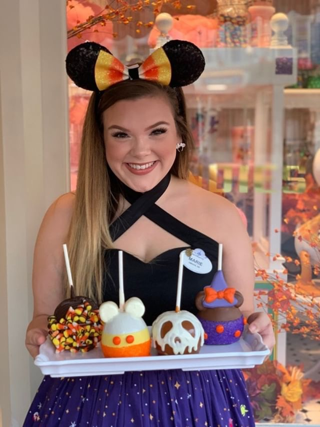 Take A Peek at the Spooky New Snacks Offered at The Confectionery, Magic Kingdom! 1
