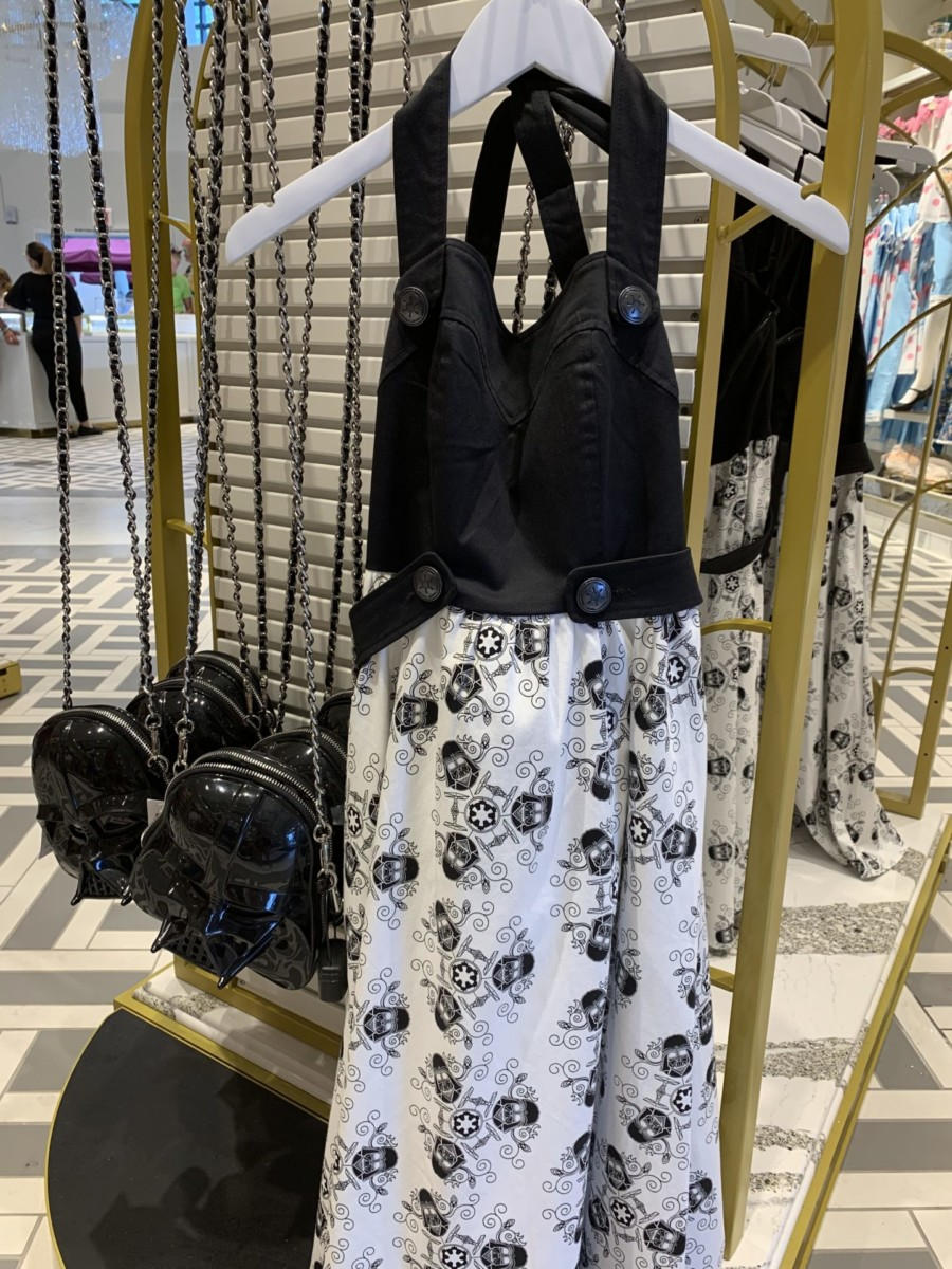 New Darth Vader Dresses at Hollywood Studios #galaxysedge 2