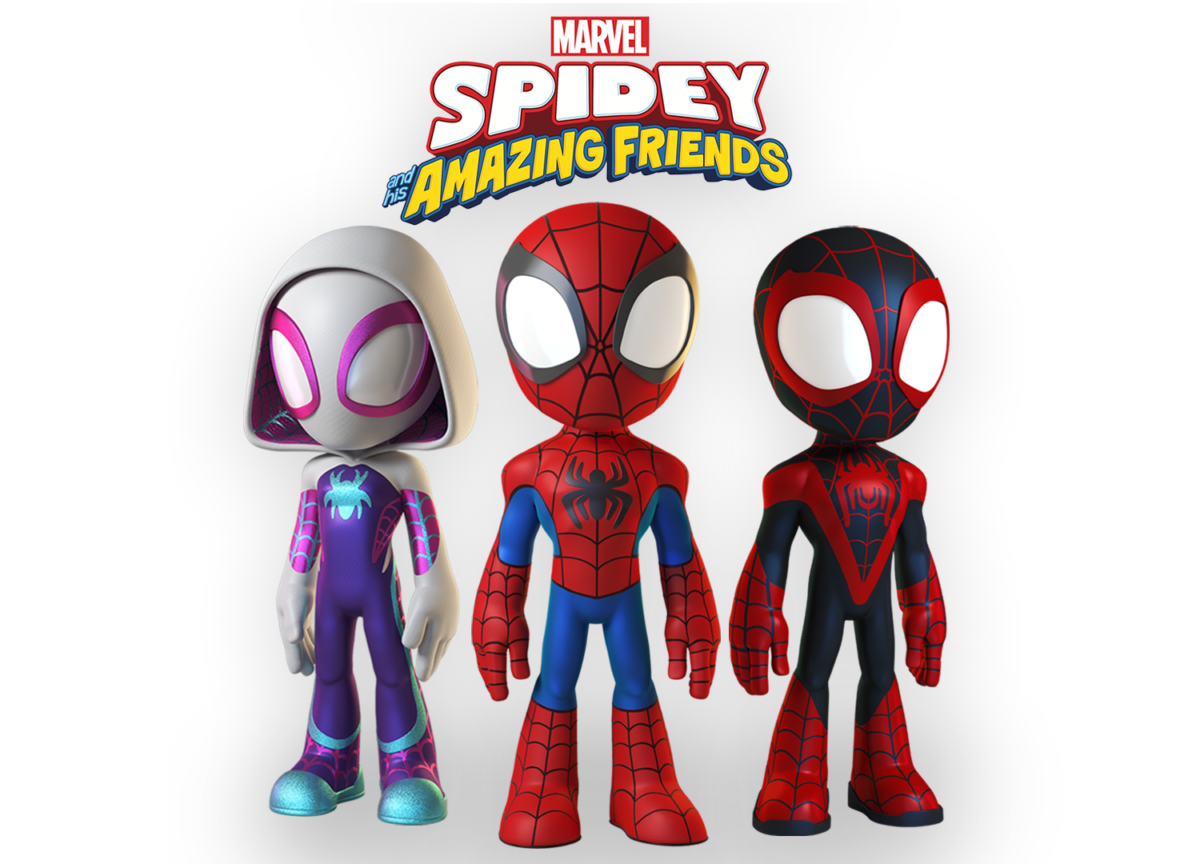 MARVEL ANIMATION ANNOUNCES ITS FIRST FULL-LENGTH PRESCHOOL SERIES 'MARVEL'S SPIDEY AND HIS AMAZING FRIENDS' SET TO DEBUT 2021 ON DISNEY JUNIOR 27