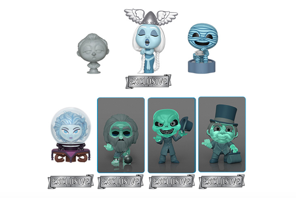 Coming Soon From Funko, The Haunted Mansion 4