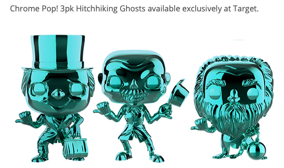 Coming Soon From Funko, The Haunted Mansion 9