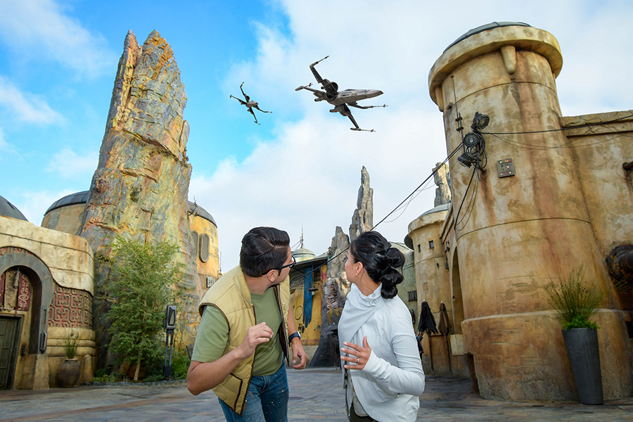 These Are the Photos You're Looking for! Discover Photo Ops Available in Star Wars: Galaxy's Edge at Disney's Hollywood Studios 8