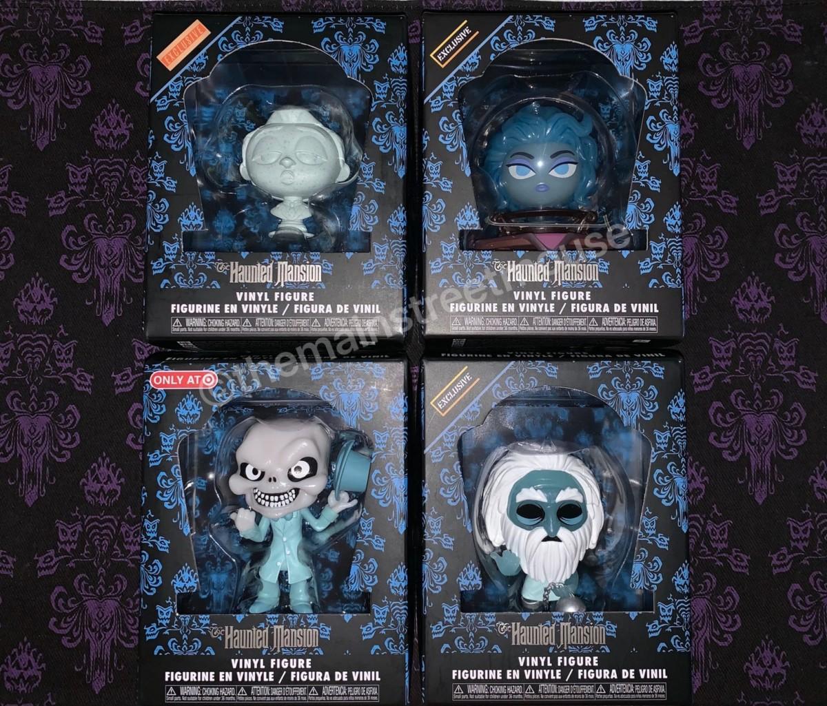 Haunted Mansion And Dapper Dan's Funko Items 3
