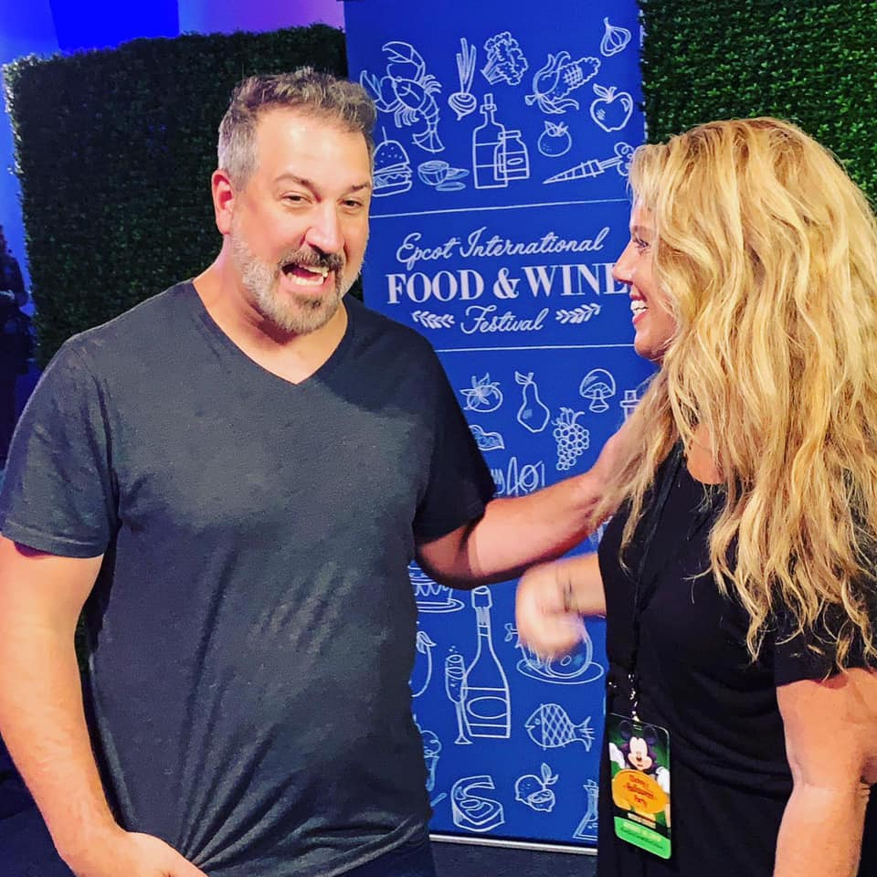 Joey Fatone and Friends Coming to Epcot's International Food and Wine Festival! #tasteepcot 2