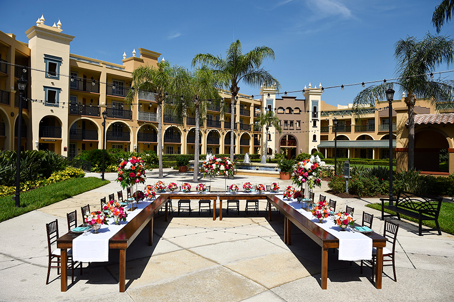 Introducing Brand New Disney Wedding Venues at the Newly Re-Imagined Disney's Coronado Springs Resort! 3