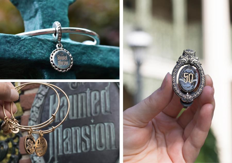 Ghoulish Gifts and Mortal Mementos to Commemorate Haunted Mansion 50th Anniversary at Disneyland Park 3