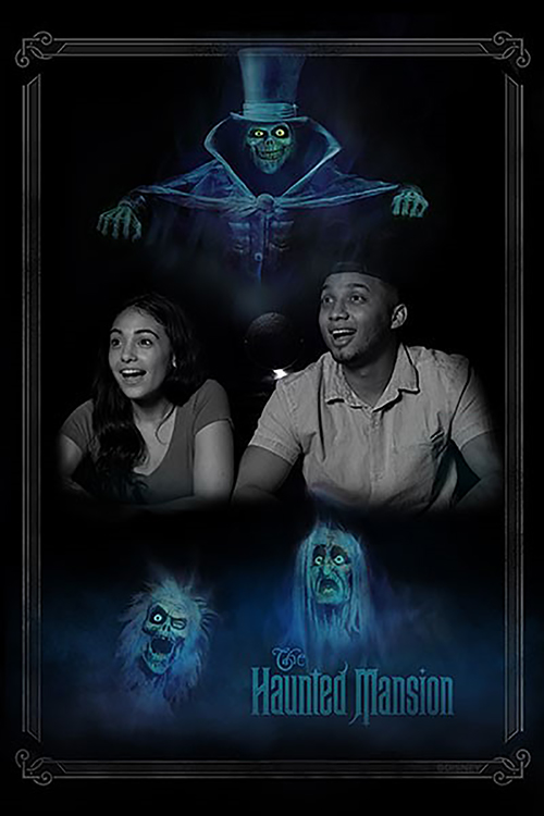 Calling All Grim Grinning Ghosts! Celebrate All Things Haunted Mansion at Walt Disney World on August 9 10