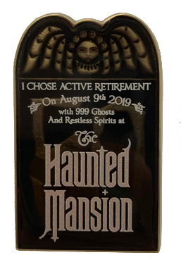 Calling All Grim Grinning Ghosts! Celebrate All Things Haunted Mansion at Walt Disney World on August 9 6