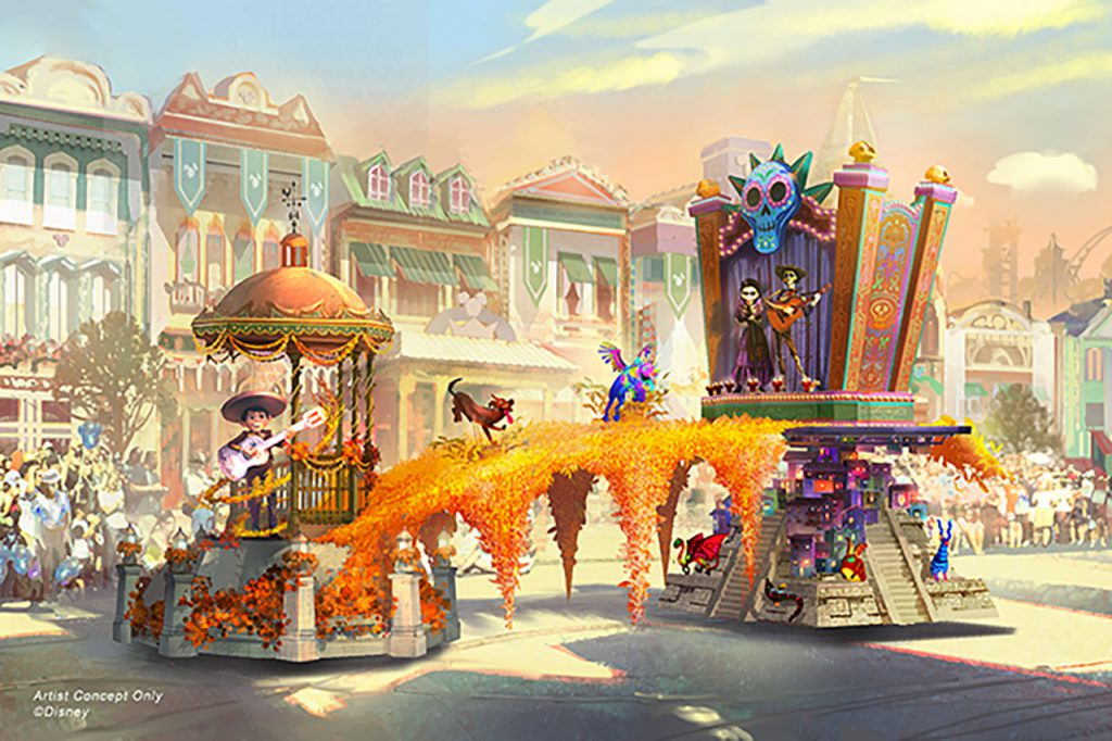 All-New 'Magic Happens' Parade to Debut in Spring 2020 at Disneyland Park 3