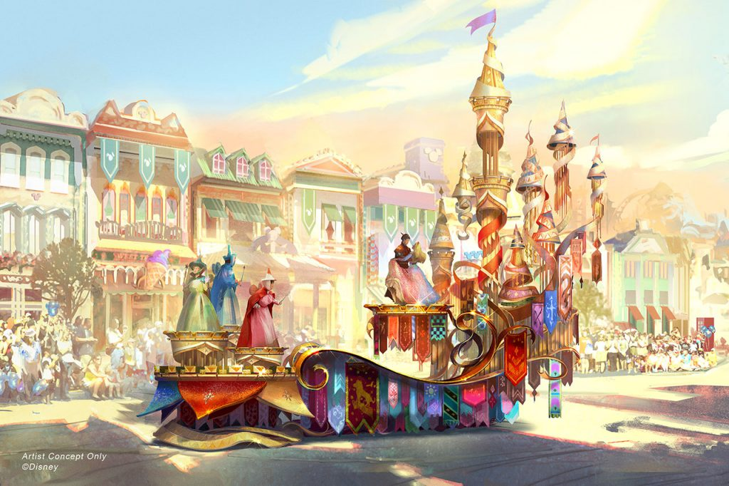 All-New 'Magic Happens' Parade to Debut in Spring 2020 at Disneyland Park 4