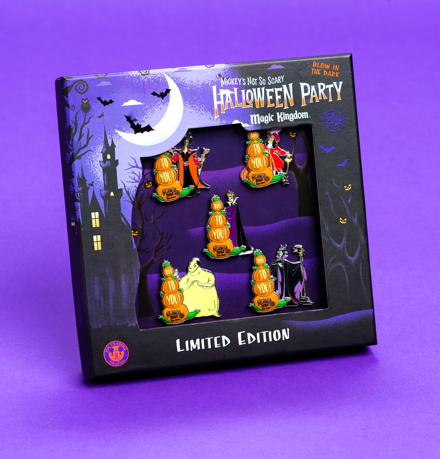 Frightening Finds Available Exclusively at Mickey's Not-So-Scary Halloween Party 8