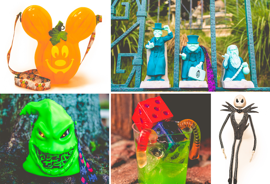 Halloween Novelties for Mickey's Not-So-Scary Halloween Party at Magic Kingdom Park