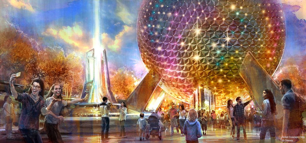 New Details Revealed for the Historic Transformation of Epcot Underway at Walt Disney World Resort 10