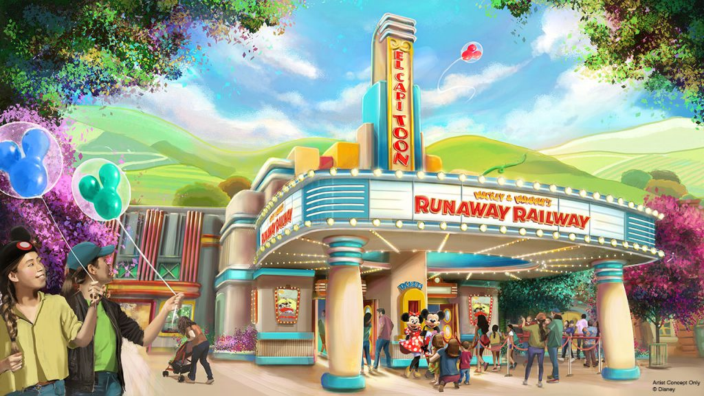 More Park Info News...Details Revealed for Avengers Campus and Other New Experiences Coming to Disneyland Resort 12