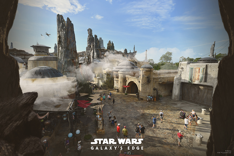 These Are the Photos You're Looking for! Discover Photo Ops Available in Star Wars: Galaxy's Edge at Disney's Hollywood Studios 10