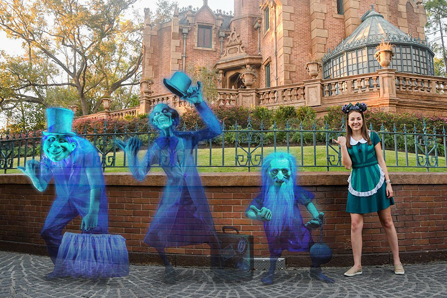 Calling All Grim Grinning Ghosts! Celebrate All Things Haunted Mansion at Walt Disney World on August 9 9