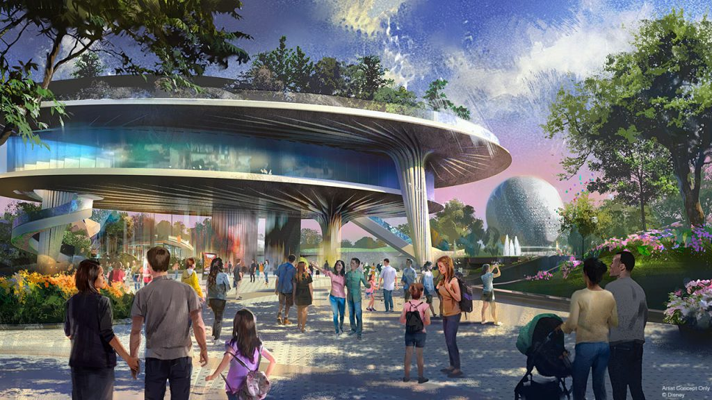 New Details Revealed for the Historic Transformation of Epcot Underway at Walt Disney World Resort 11