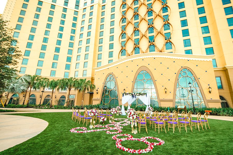Introducing Brand New Disney Wedding Venues at the Newly Re-Imagined Disney's Coronado Springs Resort! 1