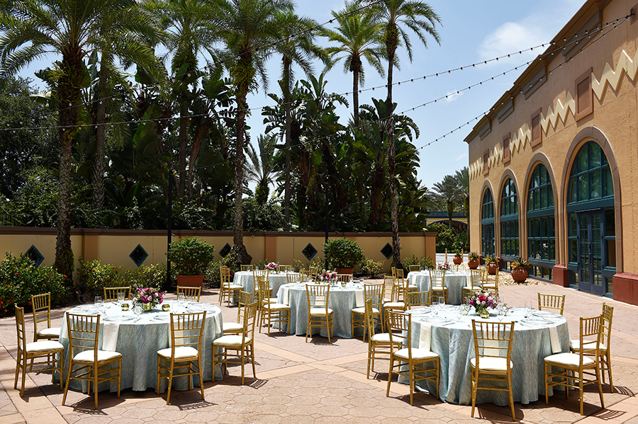 New Disney Wedding Venues at Disney's Coronado Springs Resort