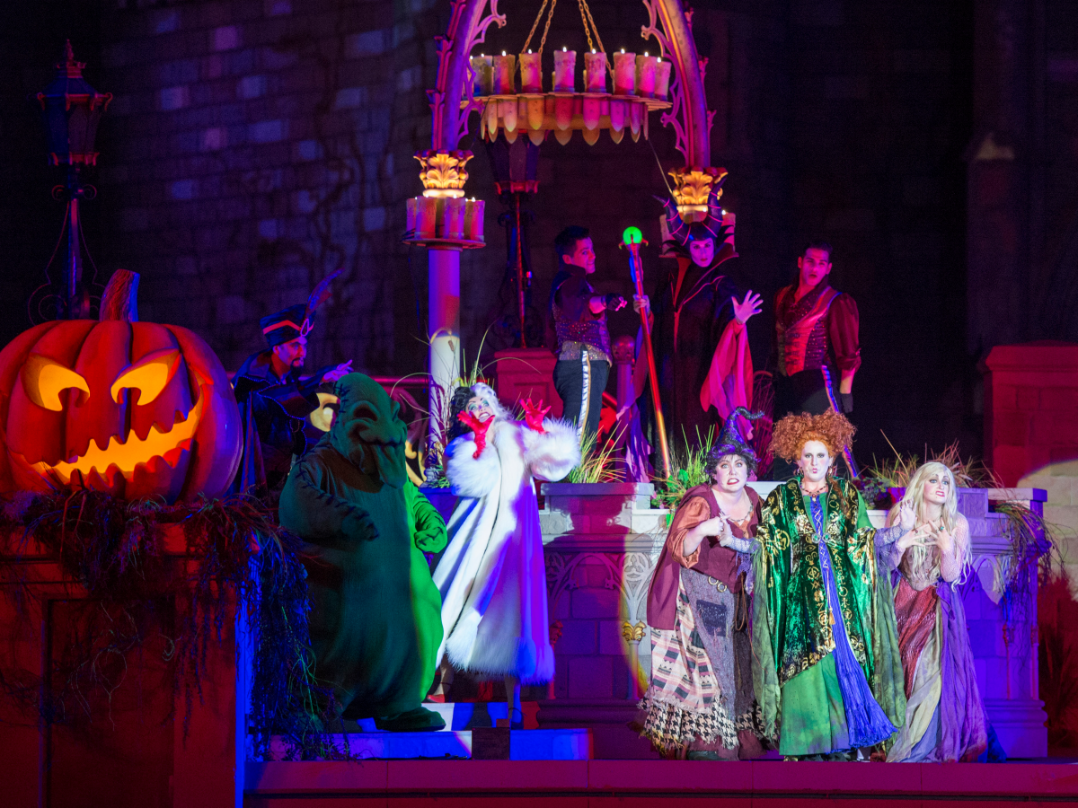 Top 5 Things To Do At Mickey's Not-So-Scary Halloween Party 3