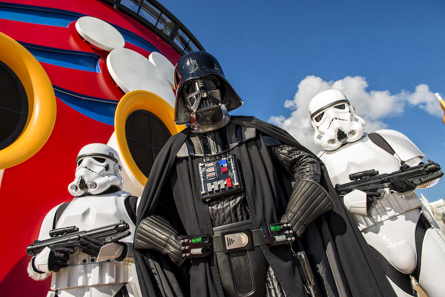 Star Wars Day at Sea Returns in 2021 with Galactic Adventures on Disney Cruise Line 2