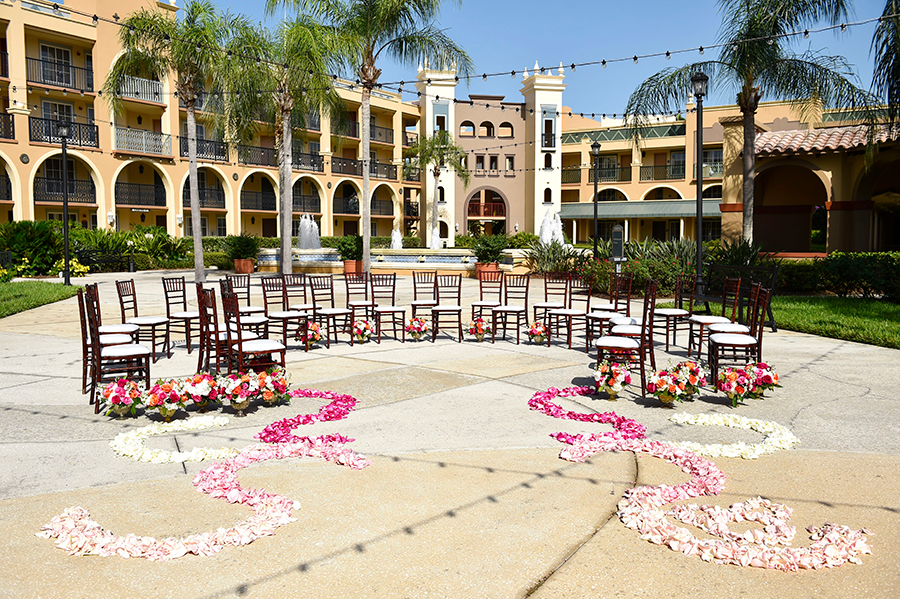 Introducing Brand New Disney Wedding Venues at the Newly Re-Imagined Disney's Coronado Springs Resort! 2