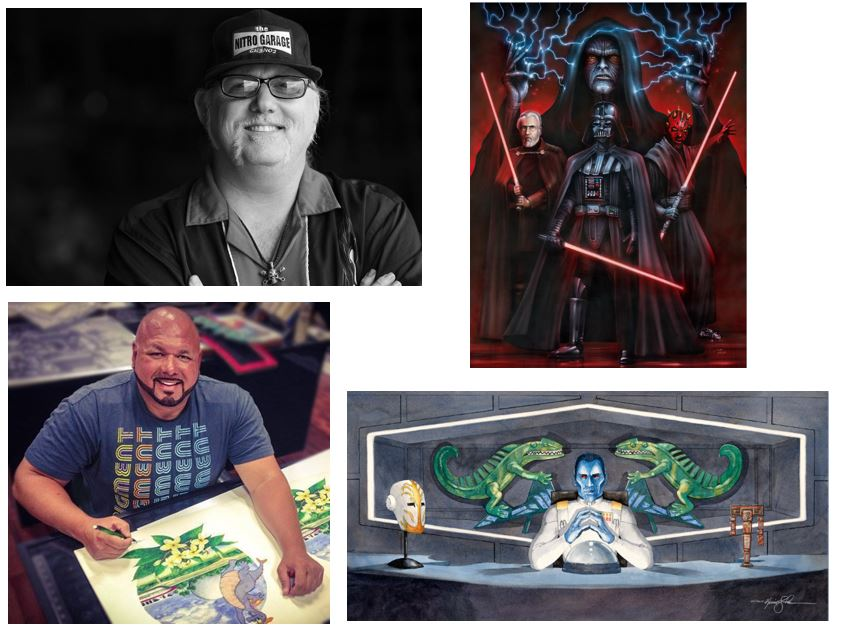 Prepare for the Opening of Star Wars: Galaxy's Edge at Disney's Hollywood Studios at Several Upcoming Merchandise Events 2