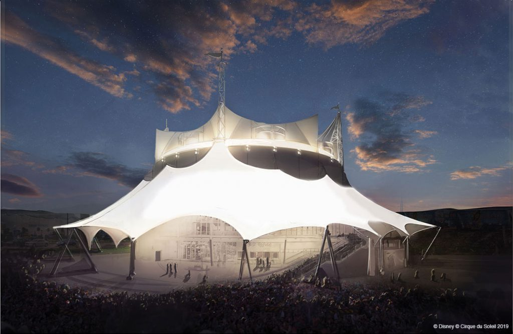 Tickets on Sale Now for New Cirque du Soleil Show Set to Premiere in Spring 2020 at Disney Springs 10