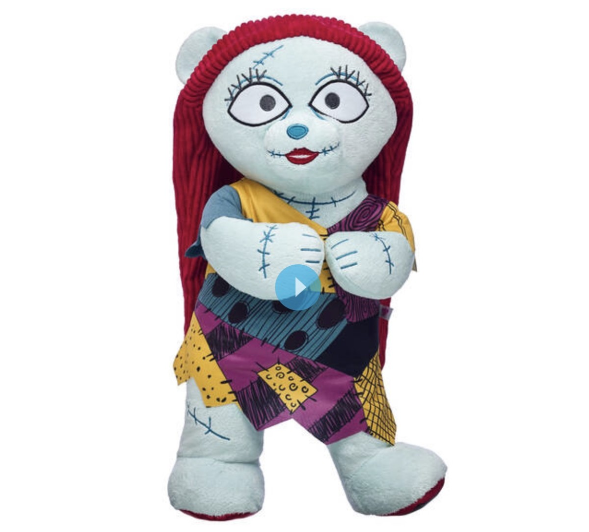 New Jack and Sally Bears from Build A Bear Workshop 1