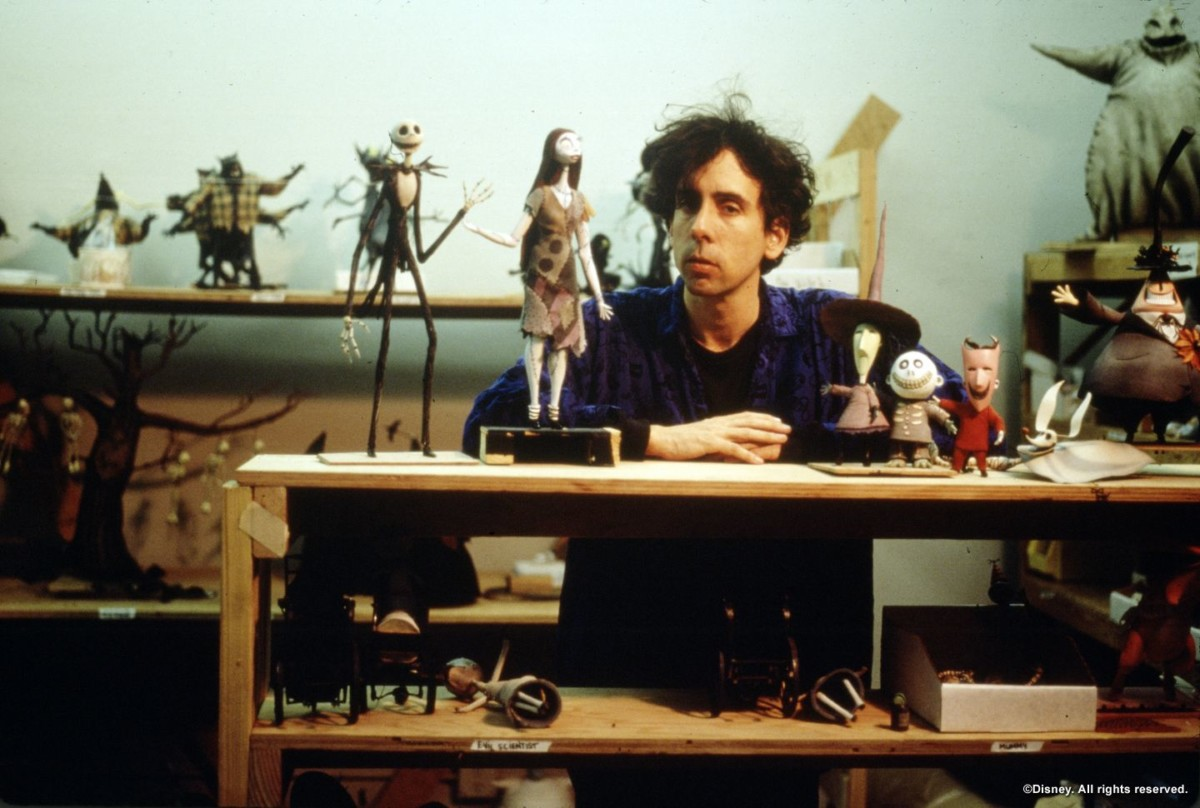 Did You Know? Tim Burton And The Nightmare Before Christmas 4