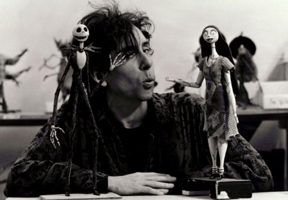 Did You Know? Tim Burton And The Nightmare Before Christmas 1