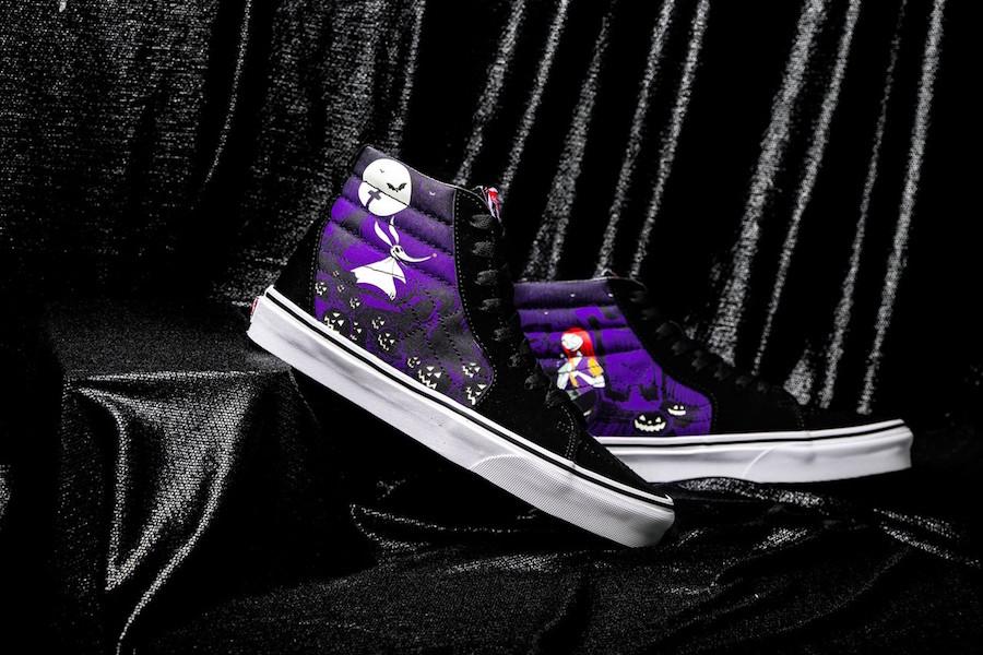 Pics! Nightmare Before Christmas Vans Coming Soon! 5