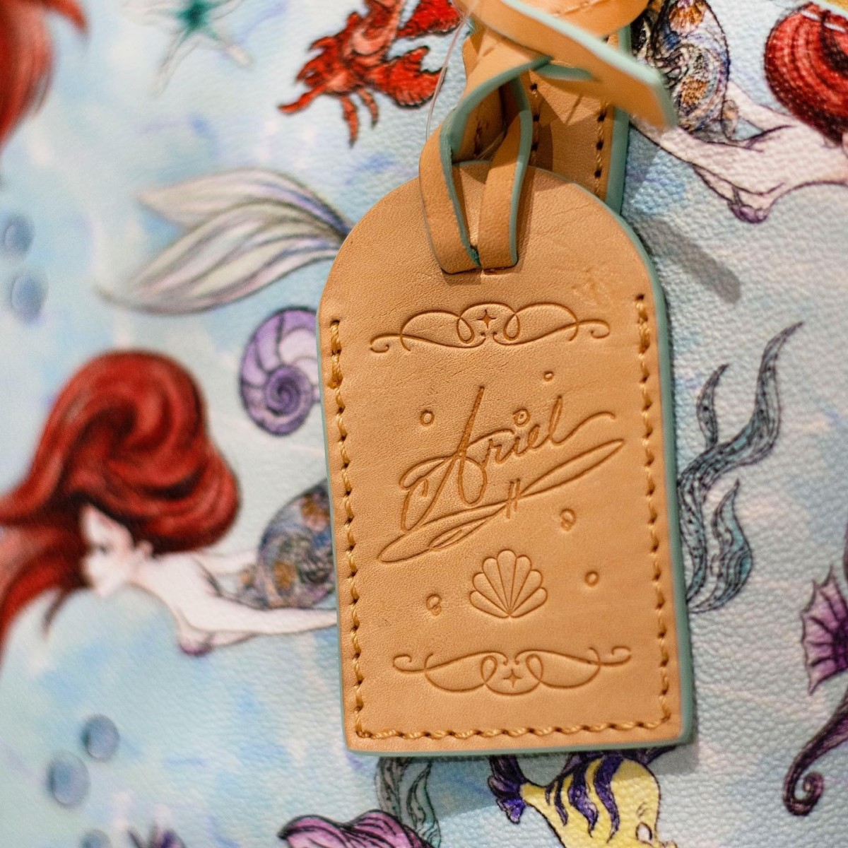 New Ariel Dooney & Bourke Collection Coming this Weekend #disneysprings 3