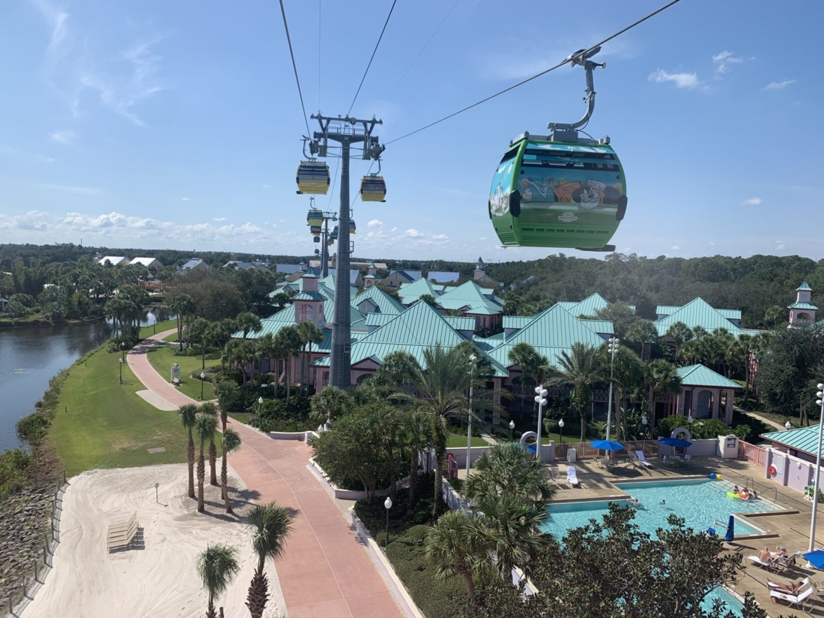 New Disney Skyliner Transportation System Opens Sept. 29 at Walt Disney World Resort 8