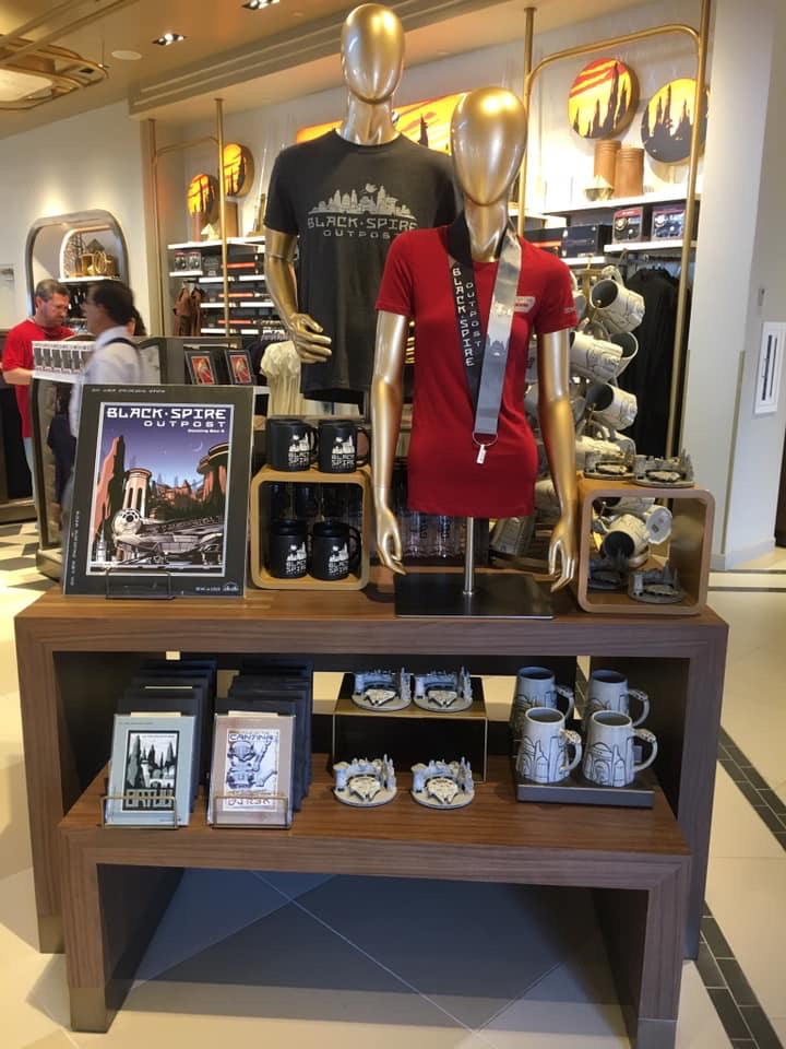 Keystone Clothiers Reopens at Hollywood Studios as Star Wars Store 7