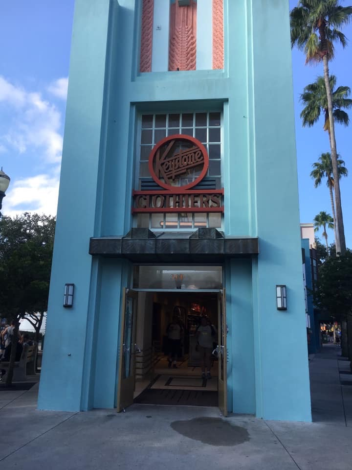 Keystone Clothiers Reopens at Hollywood Studios as Star Wars Store 9