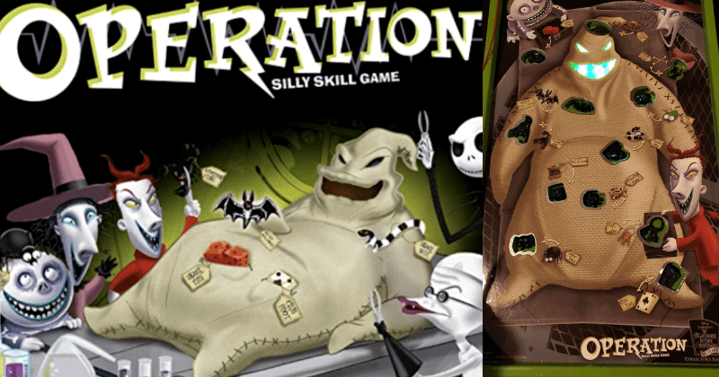 You Can Now Pull Bugs Out Of Oogie Boogie In This 'Nightmare Before Christmas' Operation Game 3