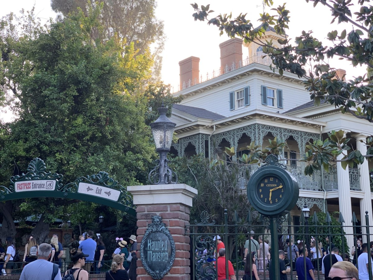 Halloween Time 2019 at the Disneyland Resort Fun Facts: Haunted Mansion Holiday 8