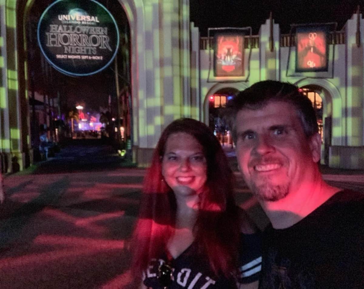 TMSM's Adventures in Florida Living- Not So Scary vs HHN 5