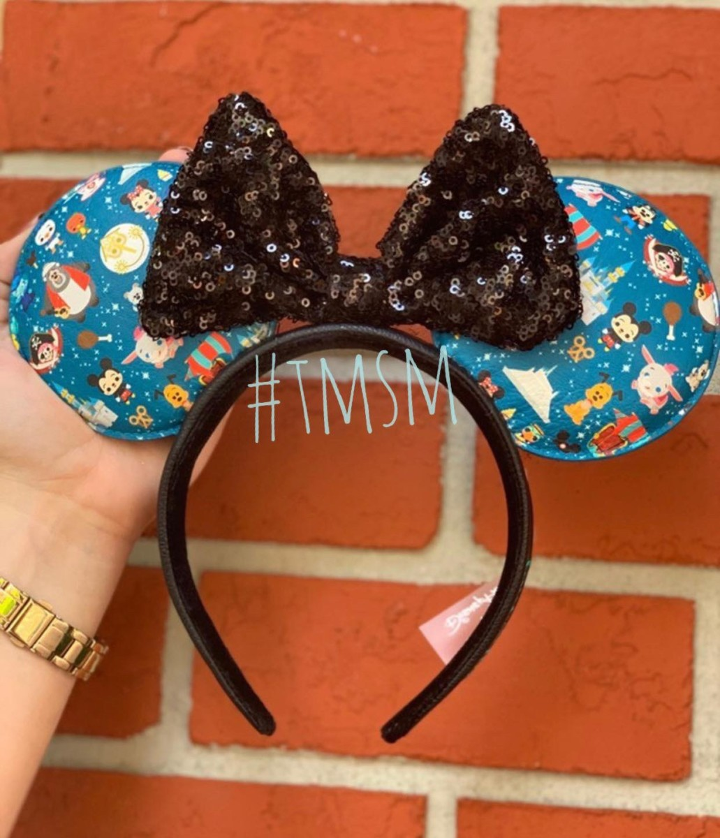 NEW Disney Parks Loungefly Ears are Here! #disneystyle 1
