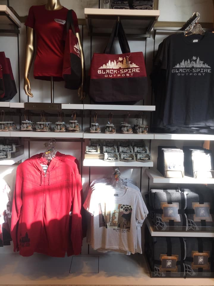 Keystone Clothiers Reopens at Hollywood Studios as Star Wars Store 5