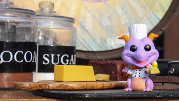 Chef Figment Funko Pop! Vinyl Available on September 28 at 2019 Epcot International Food & Wine Festival 5
